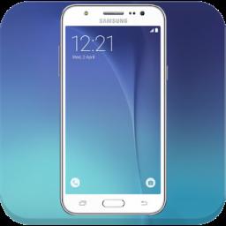 Theme & Launcher - Galaxy J5