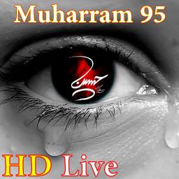 پس زمینه زنده محرم 95 HD Muharram