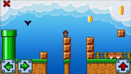 اسکرین شات بازی سوپر مانی 1