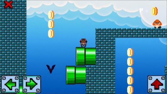 اسکرین شات بازی سوپر مانی 2