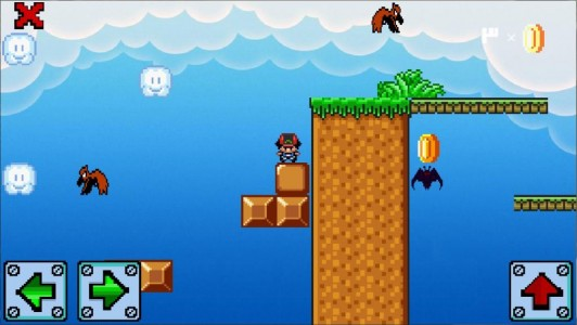 اسکرین شات بازی سوپر مانی 3