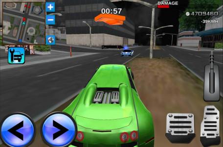 اسکرین شات بازی Limo Driving 3D Simulator 1