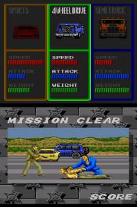 اسکرین شات بازی ماشین سواری دزد و پلیس سگا 2