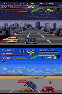 اسکرین شات بازی ماشین سواری دزد و پلیس سگا 3