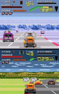 اسکرین شات بازی ماشین سواری دزد و پلیس سگا 4