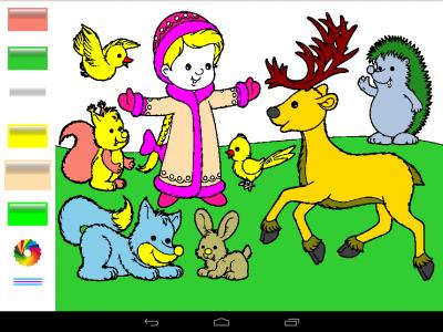 اسکرین شات بازی ترانه و نقاشی 1