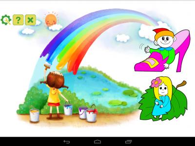 اسکرین شات بازی ترانه و نقاشی 3