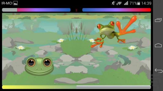 اسکرین شات بازی قورباغه را بگیر 5