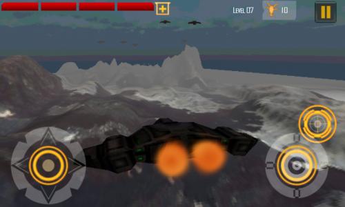 اسکرین شات بازی پلیس فضایی 2