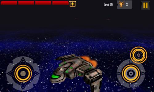 اسکرین شات بازی پلیس فضایی 5