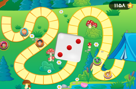 اسکرین شات بازی منچ جنگل 5