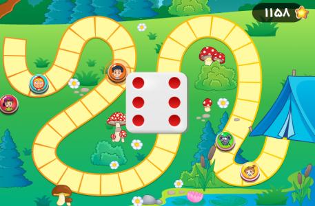 اسکرین شات بازی منچ جنگل 8