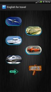 اسکرین شات برنامه جملات کاربردی انگلیسی 2