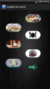اسکرین شات برنامه جملات کاربردی انگلیسی 3