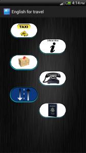 اسکرین شات برنامه جملات کاربردی انگلیسی 4
