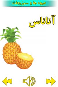 اسکرین شات برنامه آموزش فارسى 2 5