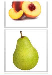 اسکرین شات برنامه تست روانشناسی با میوه 3