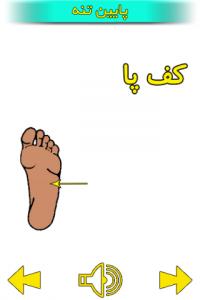 اسکرین شات برنامه آموزش فارسی 5 3