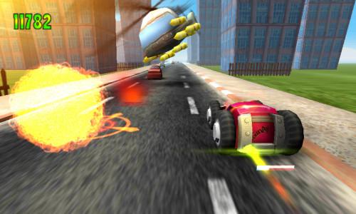 اسکرین شات بازی جدل بر روی سرعت 6