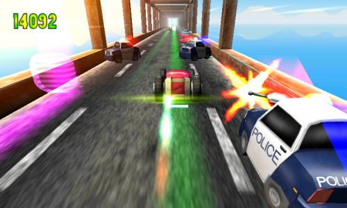 اسکرین شات بازی جدل بر روی سرعت 1