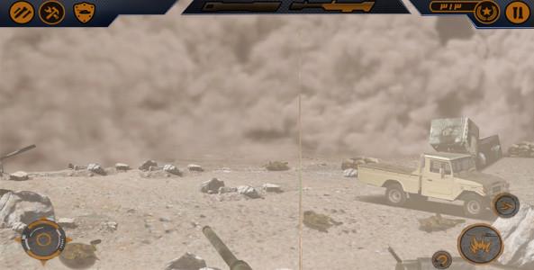 اسکرین شات بازی دلاوران 3