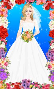 اسکرین شات بازی Wedding Salon - Bride Princess 3