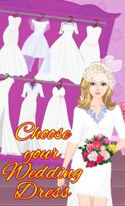 اسکرین شات بازی Wedding Salon - Bride Princess 2