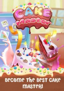 اسکرین شات بازی Cake Master Cooking - Food Design Baking Games 6