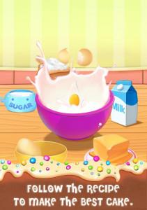اسکرین شات بازی Cake Master Cooking - Food Design Baking Games 7