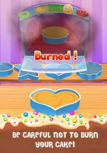 اسکرین شات بازی Cake Master Cooking - Food Design Baking Games 3