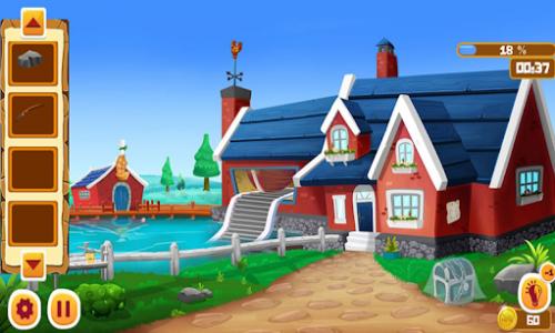 اسکرین شات بازی Escape Games Challenge - Brave Hens Mystery 2