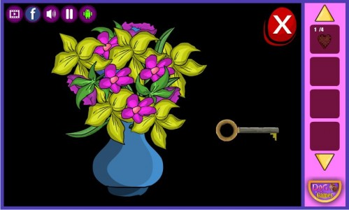 اسکرین شات بازی Escape Girls Room 1 4