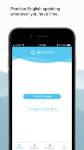 اسکرین شات برنامه SpeakNative - Practice & Learn 2