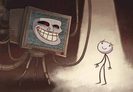 اسکرین شات بازی Troll Face Quest: Unlucky 8
