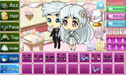 اسکرین شات بازی Wedding Pretty Girl : dress up game 6