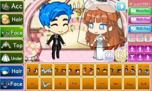 اسکرین شات بازی Wedding Pretty Girl : dress up game 2