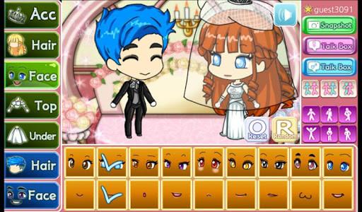اسکرین شات بازی Wedding Pretty Girl : dress up game 8