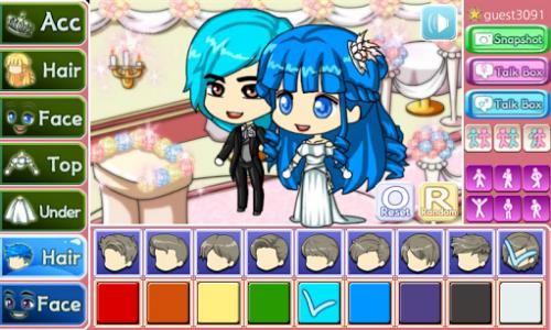 اسکرین شات بازی Wedding Pretty Girl : dress up game 5