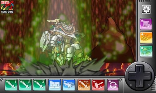اسکرین شات بازی Giganotosaurus - Combine! Dino Robot 2