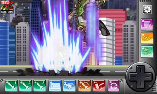 اسکرین شات بازی Giganotosaurus - Combine! Dino Robot 6