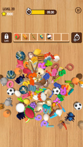 اسکرین شات بازی Tile Connect 3D - Triple Match Puzzle Game 3
