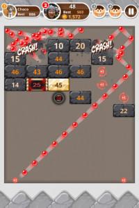 اسکرین شات بازی Infinite Brick Blast 1