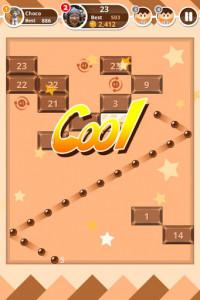 اسکرین شات بازی Infinite Brick Blast 3