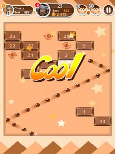 اسکرین شات بازی Infinite Brick Blast 8