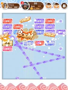 اسکرین شات بازی Infinite Brick Blast 7