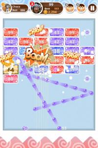اسکرین شات بازی Infinite Brick Blast 2