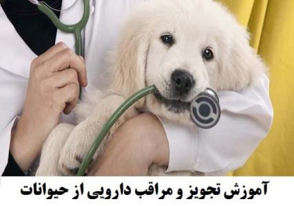 اسکرین شات برنامه فارماکولوژی (دامپزشکی) 2