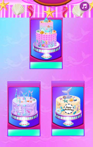 اسکرین شات بازی تولد السا خانم 3