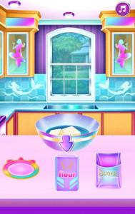 اسکرین شات بازی تولد السا خانم 2