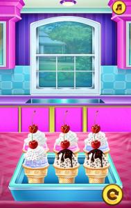 اسکرین شات بازی کارخانه بستنی سازی 4